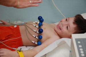 Дыхательная аритмия у ребенка